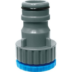 "Adaptér AQUACRAFT 550992, MAX-Flow, 1""x3/4""-1"""