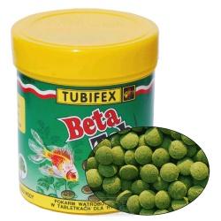 TUBIFEX - Beta Tab, bylinožravé ryby pri dne akvária, 125 ml