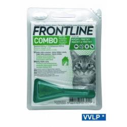 Pipeta Frontline combo Spot-on pre mačky