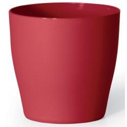 Obal Living Matt, červená, 17 cm