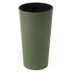 Obal Lilia Eco vrub, zelená, 19 x 36 cm