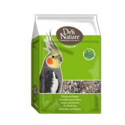 Zob Deli Nature, Premium, Papagáj, 4 kg