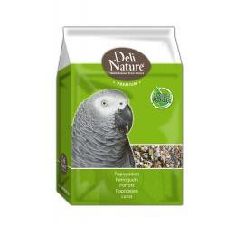 Zob Deli Nature, Premium, africký papagáj, 800 g