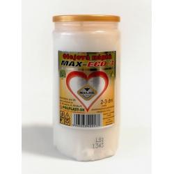 MAX ECO 3 - Olejová náplň do kahancov, 2 - 3 dni