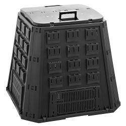 Komposter EVOGREEN, čierny, 420 L