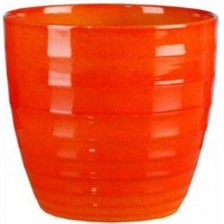 Keramický obal Red Orange, 19 cm