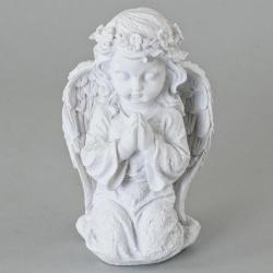 Anjel modliaci, polyrez. 23 cm