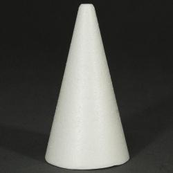 Kužel polystyrénový, 20 cm