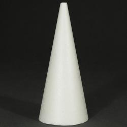 Kužel polystyrénový, 26 cm