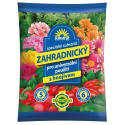 Záhradnícky substrát, 5 L