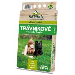 Trávnikové hnojivo, Natura, 8 kg