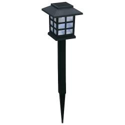 Solárna lampa, ALYA, 2 LED, 38,5 cm