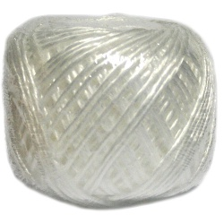 Motúz HEMP, 100 g, biely