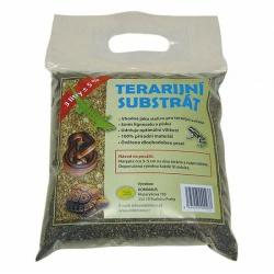 Terarijní substrát - Robimaus, 3 L