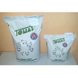 Kompletná kŕmna zmes pre mládky, do 10 týždňa, šrot, Klasik, 10 kg