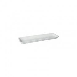 Podložka pod valovec GARDEN, biely mramor, 40 cm