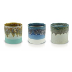 Keramický obal, Glaze mix, 13 cm