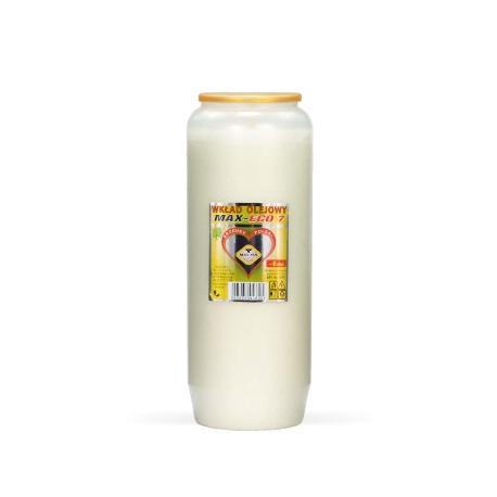 MAX ECO 7 - Olejová náplň do kahancov, 6 - 7 dní