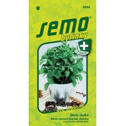 Stévia cukrová, COMPACT SWEET, S1K, 5954, 12 semien