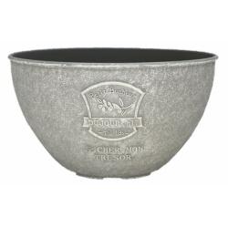 Miska Antique, sivá, 24,5 cm