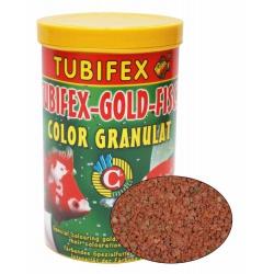 TUBIFEX - Karofil Goldfish Granulát, na vyfarbenie rýb, 125 ml