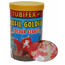 TUBIFEX - Karofil Goldfish, na vyfarbenie rýb, 250 ml