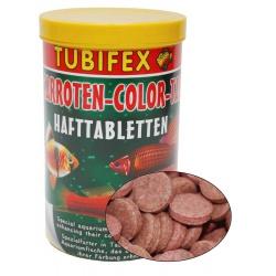 Tubifex Karoten Color Tab, lepiace, 125 ml