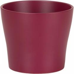 Keramický obal, Burgundy, 15 cm