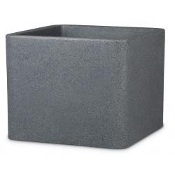 Obal Cube, antracit, 39 x 39 cm