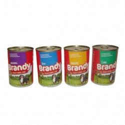 Konzerva Brandy Variety, mix, 395 g