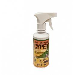 CYPER 0,5 EM, 250 ml (rozprašovač proti voškám)