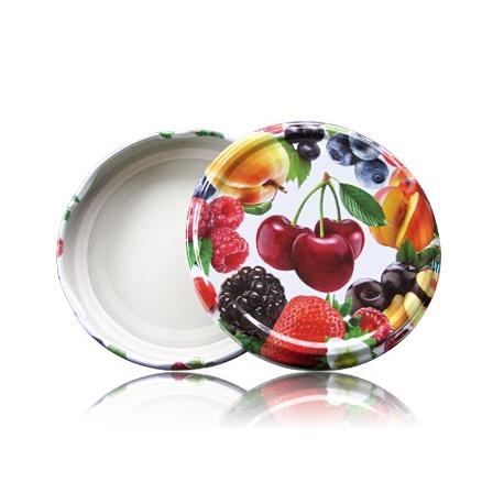 Viečko na zaváranie, TO 82, 0,7l, ovocie / zelenina, 20 ks