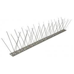 Zábrana proti holubom, 48 hrotov, 50 cm