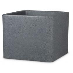 Obal Cube, antracit, 29 x 29 cm