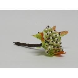Prízdoba bobule, jeseň, 13 cm