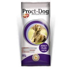 PROCT-DOG Adult - Plus, s býčím mäsom, 1 kg