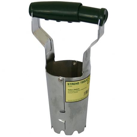 Sádzač cibuľovín, HERRISON GT707, Zn, 73 mm