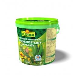 Kryštalické hnojivo FLORIA - Zelené rastliny, 800 g