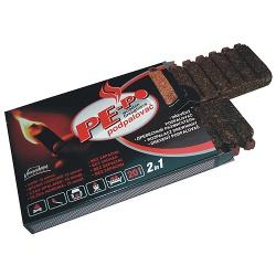 Podpaľovač PE-PO®, drevný, 20 podpalov, FSC 100%