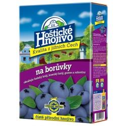 Hoštické hnojivo pre čučoriedky, 1 kg