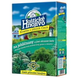Hoštické hnojivo pre ihličnany, 1 kg