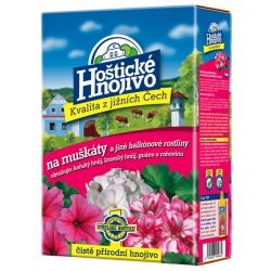 Hoštické hnojivo pre muškáty, 1 kg