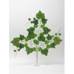 List vetva x3, vinič, 69 cm
