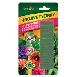 Tyčinkové hnojiivo pre izbové rastliny - Univerzálne, 30 ks