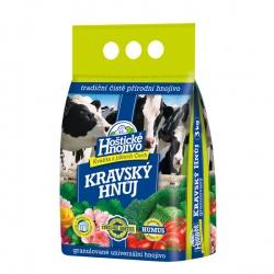 Hoštický kravský hnoj, 3 kg