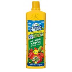 Hoštické hnojivo na rajčiny a papriku, 1 L