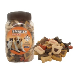 SMARTY SNACK - Mix Soft, mäkká pochúťka, 1 ks