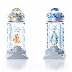 Kahanec Avignon mini, modrý, 21 cm