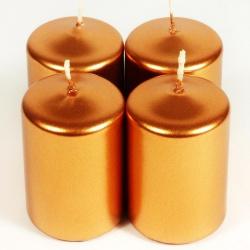 Adventné sviečky, 40/80, medené