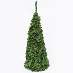 Vianočný stromček, smrek kužeľ, 140 cm